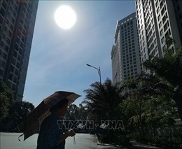 Từ ngày 5 - 7/10, chỉ số tia UV tại ba miền ở mức nguy cơ gây hại cao đến rất cao