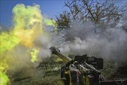 Iran tăng cường phòng thủ biên giới gần khu vực Nagorny-Karabakh