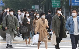 Số ca mắc COVID-19 tại Hàn Quốc giảm xuống mức dưới 100 ca/ngày