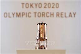 Nhật Bản triển lãm ngọn đuốc Olympic tại 14 thành phố