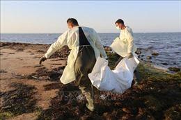 Ít nhất 11 người thiệt mạng do đắm thuyền ngoài khơi Tunisia