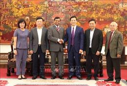 Sri Lanka tìm hiểu cơ hội đầu tư tại Bắc Ninh