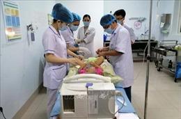 Áp dụng thành công xạ trị áp sát suất liều cao cho trẻ em