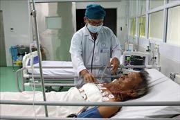 Phẫu thuật cứu sống bệnh nhân cao tuổi bị hung khí đâm thủng tim