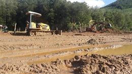 Huyện miền núi Bình Định khôi phục sản xuất sau mưa lũ