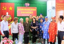 Phó Chủ tịch nước Đặng Thị Ngọc Thịnh: Sẽ tăng cường xử lý hàng giả, hàng kém chất lượng