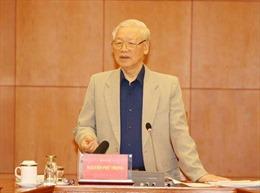 Tổng Bí thư, Chủ tịch nước Nguyễn Phú Trọng: Danh dự mới là điều thiêng liêng, cao quý nhất!
