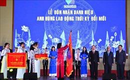 Đại học Quốc gia TP Hồ Chí Minh đón nhận danh hiệu Anh hùng lao động thời kỳ đổi mới