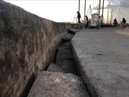 Tình trạng sạt lở bờ sông, bờ biển tại Bạc Liêu ngày một nghiêm trọng