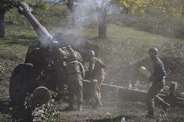 Xung đột tại Nagorny-Karabakh: Lãnh đạo Nga, Pháp nhấn mạnh cần giải quyết các vấn đề nhân đạo