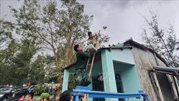 Đà Nẵng kiểm tra công tác ứng phó bão số 13