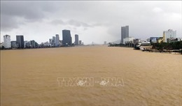 Hoàn lưu bão số 13 sẽ gây mưa và gió giật cấp 14 ở đất liền và ven biển từ Quảng Bình đến Quảng Nam