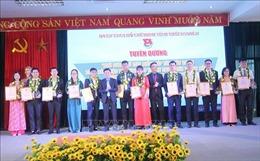 Thái Nguyên tuyên dương 38 Nhà giáo trẻ tiêu biểu