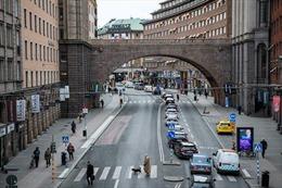 Thụy Điển áp dụng biện pháp hạn chế 'chưa từng có tiền lệ'