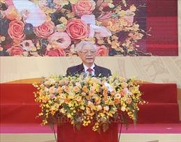 Tổng Bí thư, Chủ tịch nước dự Lễ kỷ niệm 70 năm Ngày thành lập Trường Nguyễn Gia Thiều (Hà Nội)
