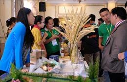 Trao giải cuộc thi khởi nghiệp sáng tạo dành cho thanh niên nông thôn