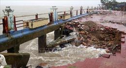 Phú Yên có mưa lớn, gió giật rất mạnh do ảnh hưởng bão số 12