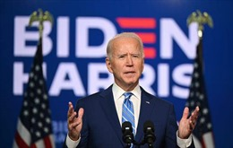 Ông J. Biden tuyên bố tiếp tục thúc đẩy chuyển giao quyền lực