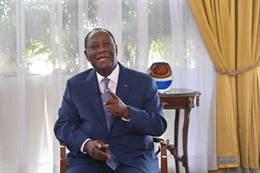 ECOWAS chúc mừng Tổng thống Côte d'Ivoire tái đắc cử