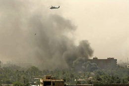 IS phục kích lực lượng an ninh Iraq làm 9 người thiệt mạng