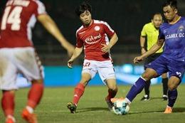 V.League 2020: TP Hồ Chí Minh hòa 1 - 1 với Becamex Bình Dương tại vòng 7 giai đoạn 2