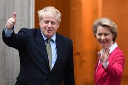 Anh và EU nhóm họp thúc đẩy thỏa thuận hậu Brexit