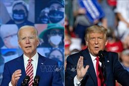 Tổng thống D.Trump cảm ơn người ủng hộ, ứng cử viên J.Biden nhấn mạnh cam kết tranh cử