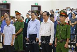 Hai bị cáo nguyên Phó Tổng Giám đốc BIDV bị tuyên phạt 14 năm 6 tháng tù