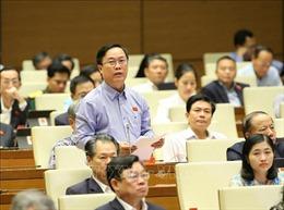 Bên lề Quốc hội: An toàn hồ đập cần xây dựng thành chiến lược trong dài hạn