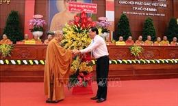 Giáo hội Phật giáo Việt Nam TP Hồ Chí Minh đồng hành trong xây dựng và phát triển thành phố