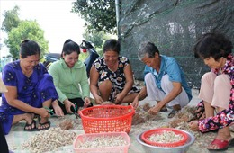 Giảm nghèo bền vững - Bài 1: Tạo điều kiện để người nghèo tiệm cận với vốn chính sách
