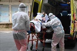 Số bệnh nhân mắc COVID-19 tiếp tục gia tăng tại châu Âu