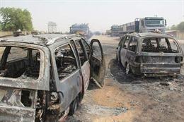 Phiến quân tấn công khiến 8 người thiệt mạngtại bang Borno, Nigeria