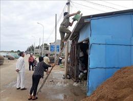 Ninh Thuận đảm bảo an toàn cho học sinh các trường ở vùng xung yếu