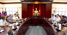 TTXVN hỗ trợ đồng bào Thừa Thiên - Huế khắc phục hậu quả thiên tai