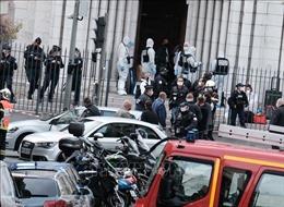 Vụ tấn công bằng dao tại Pháp: Cảnh sát bắt giữ một nghi can 17 tuổi