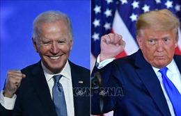 Bầu cử Mỹ 2020: Hai ứng cử viên tổng thống bám đuổi sít sao tại các bang chiến địa