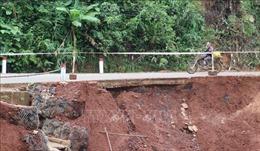 Kiến nghị làm tuyến đường mới nối Bình Phước và Lâm Đồng tránh khu vực sạt lở
