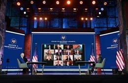 Lộ diện nhóm chuyển giao quyền lực của ông Joe Biden