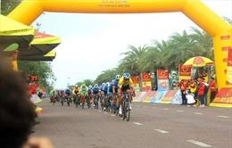 Loic Desriac giành Áo vàng chung cuộcGiải xe đạp VTV Cúp Tôn Hoa Sen năm 2020