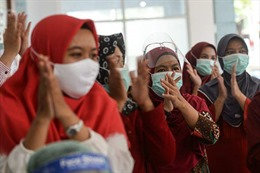Các nước Đông Nam Á tiếp tục ghi nhận thêm hàng nghìn ca mắc COVID-19