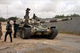 Các bên đối địch tại Lybya mở lại tuyến đường chính ven biển