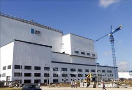 Nhà máy xử lý chất thải rắn sinh hoạt Cần Thơ đã đủ công suất