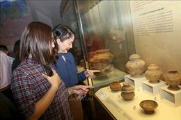 Khai mạc cuộc trưng bày 'Bãi Cọi - Nơi gặp gỡ các nền văn hóa'