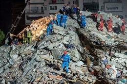Động đất tại Thổ Nhĩ Kỳ và Hy Lạp: 43 người thiệt mạng tại Thổ Nhĩ Kỳ
