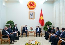 Thủ tướng Nguyễn Xuân Phúc tiếp Đại sứ Liên bang Nga tại Việt Nam