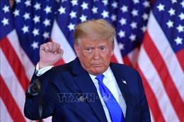 Thẩm phán bang Pennsylvania ra phán quyết có lợi cho Tổng thống D.Trump