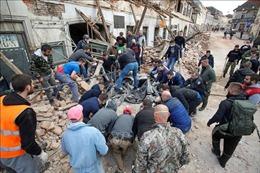 Croatia ban bố tình trạng thảm họa tại các khu vực chịu ảnh hưởng động đất