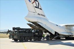 Mỹ, Thổ Nhĩ Kỳ thảo luận vấn đề liên quan hệ thống tên lửa phòng không S-400
