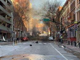 Mỹ xác nhận danh tính nghi can đánh bom tại Nashville